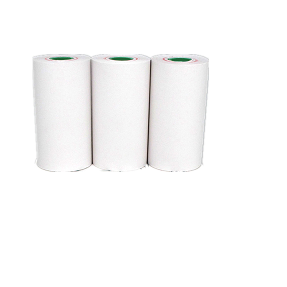 Thermal White paper 3 rolls