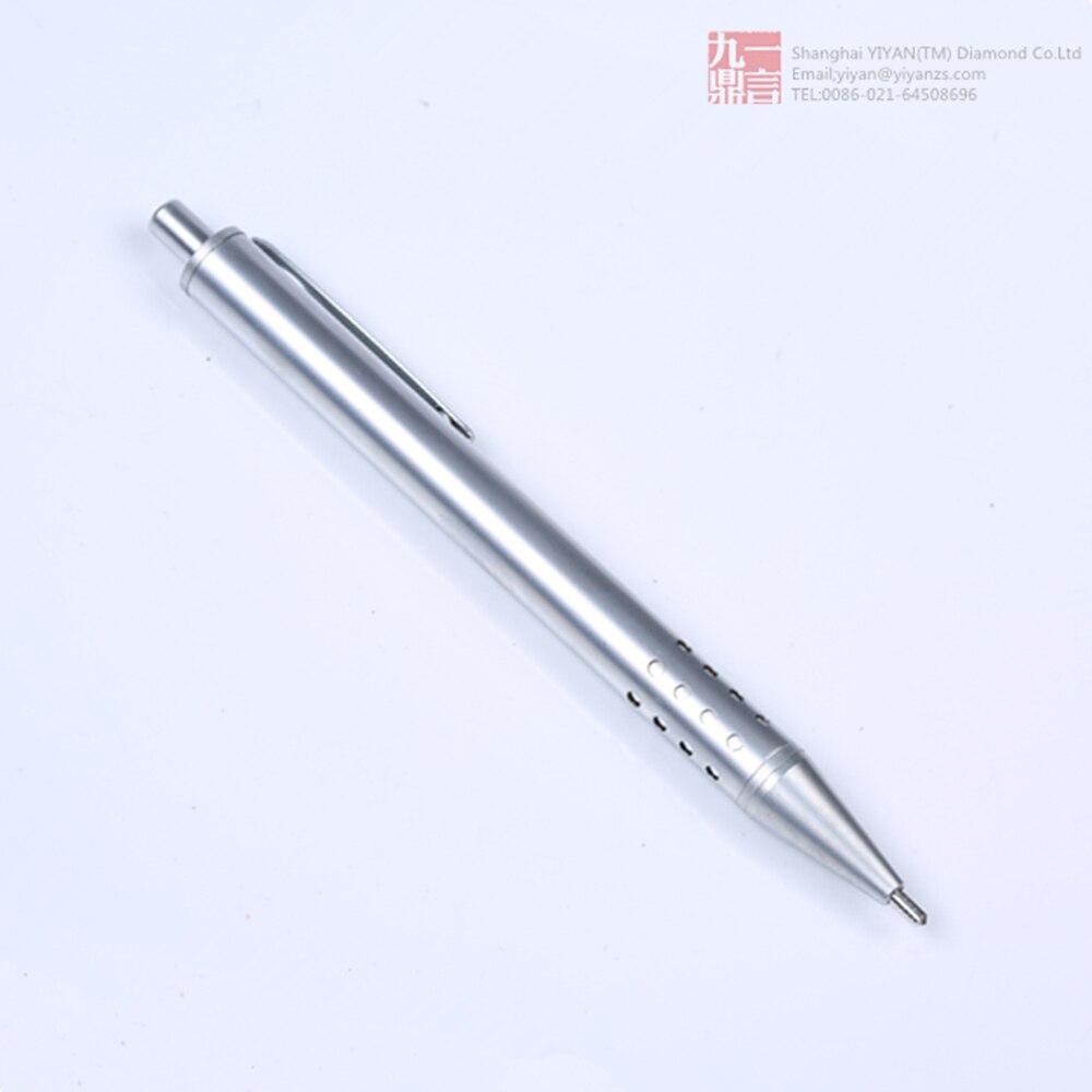 2 unids / lote pluma de grabado de vidrio con punta de diamante para - Herramientas abrasivas - foto 2