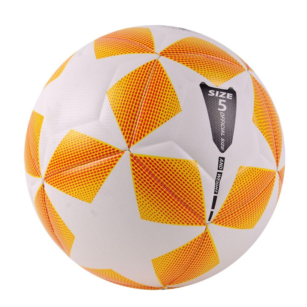 c79767eaf8 Tamanho 5 Bola Bola de Futebol Da Liga Dos Campeões de Futebol Anti  derrapante granulado de Alta Qualidade Para O Jogo em Futebol de Sports    Entretenimento ...
