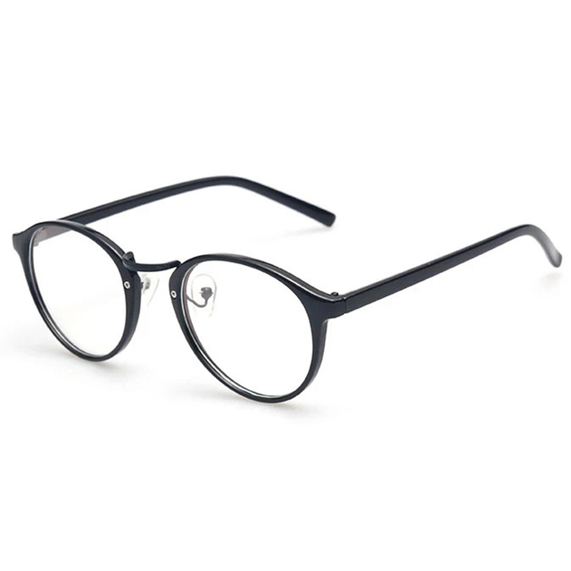 Arrivals Fashion Beautiful Retro Round Clear reading frame ...