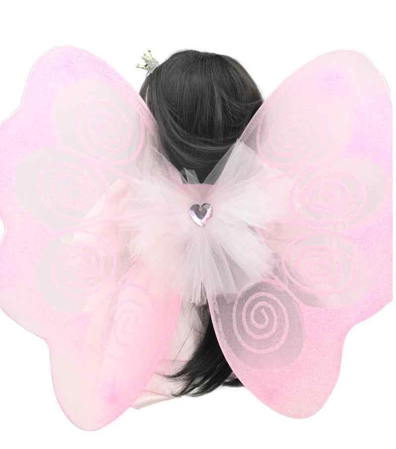 22 นิ้ว Sweet Little Fairy ตุ๊กตาซิลิโคน Reborn ตุ๊กตาทารกคุณภาพสูง brinquedos Bebe Reborn Brithday ของขวัญของเล่นตุ๊กตา