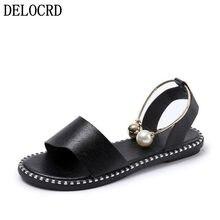 6b99d1050c Pearl Flat Sandals Promotion-Shop for Promotional Pearl Flat Sandals ...