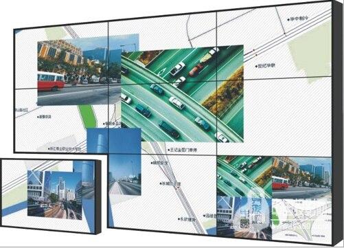 P6 outdoor full color LED display Shenzhen mosaic digital signage