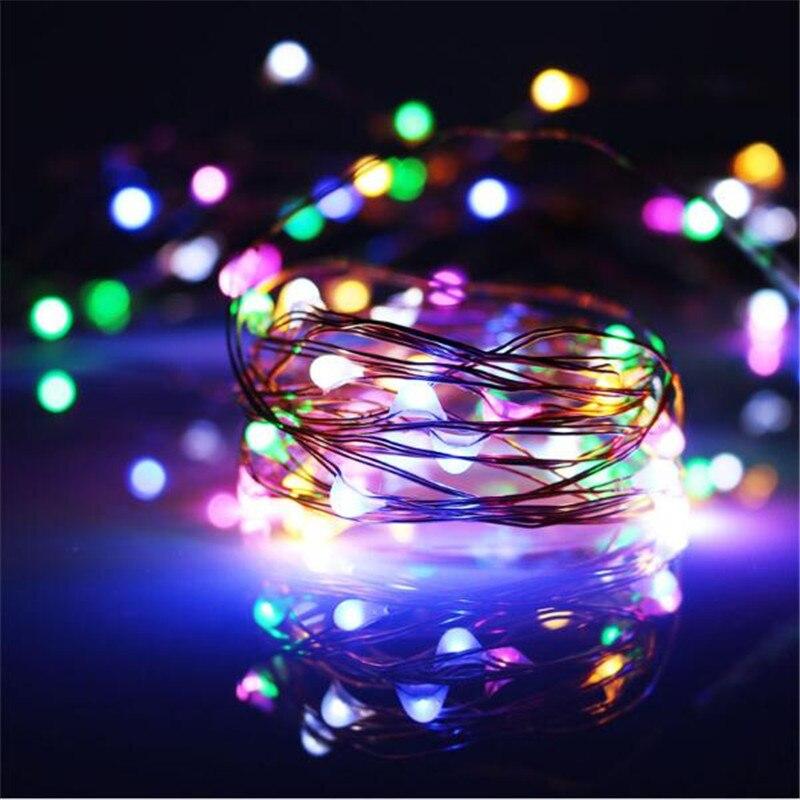 Lâmpadas Solares cobre luzes cordas de fadas Modelo Número : Km-sc50