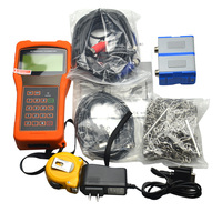 TUF 2000H цифровой ультразвуковой расходомер Расходомер со стандартным преобразователем TM 1 диапазон измерения DN50 700mm