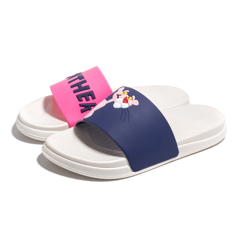 New slippers women chaussures femme indoor home slippers Cartoon Flip Flops beach shoes Winter house slippers bathroom slides crossings