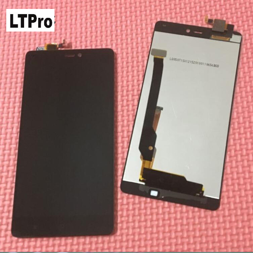 LTPro Black Best Working LCD Touch Screen Digitizer Assembly For Xiaomi Mi4c Mi 4c M4c Mobile