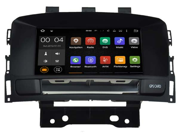 Android 7.1.1 2GB hd car DVD player for <font><b>Opel</b></font> <font><b>Astra</b></font> <font><b>J</b></font> 2010-2012 gps navi autoradio stereo audio headunit multimedia tape recorder