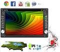 """Автомобиль DVD GPS + Свободная Камера 6.2 """"doulble 2DIN Android 5.1 Универсальный Емкостный Сенсорный Экран Игрока 1080 P 3 Г Wi-Fi Multi Язык ЭКРАННОГО МЕНЮ"""