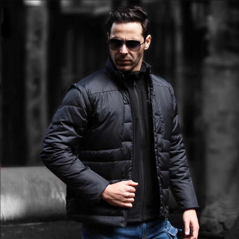 2017 Новый тактический пуховик Мужская Легкая полицейская куртка быстросохнущая легкая ветровка и жилет съемный рукав