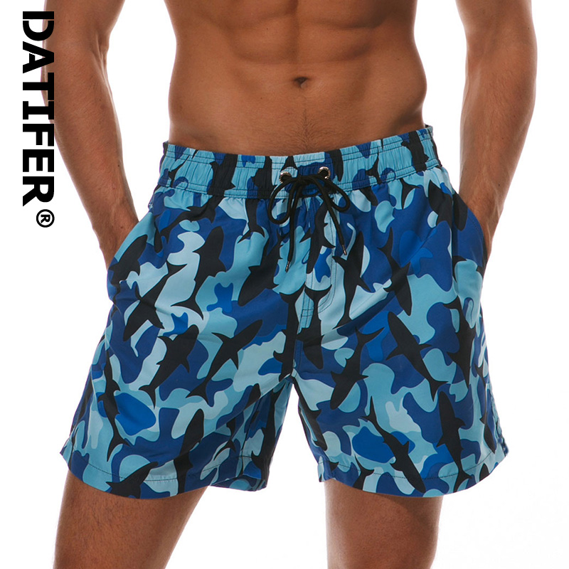Brand Datifer   Board     Shorts   Swimming Trunks Athletic Gym Running   Shorts   Summer Swimsuit Beach Surfing   Shorts