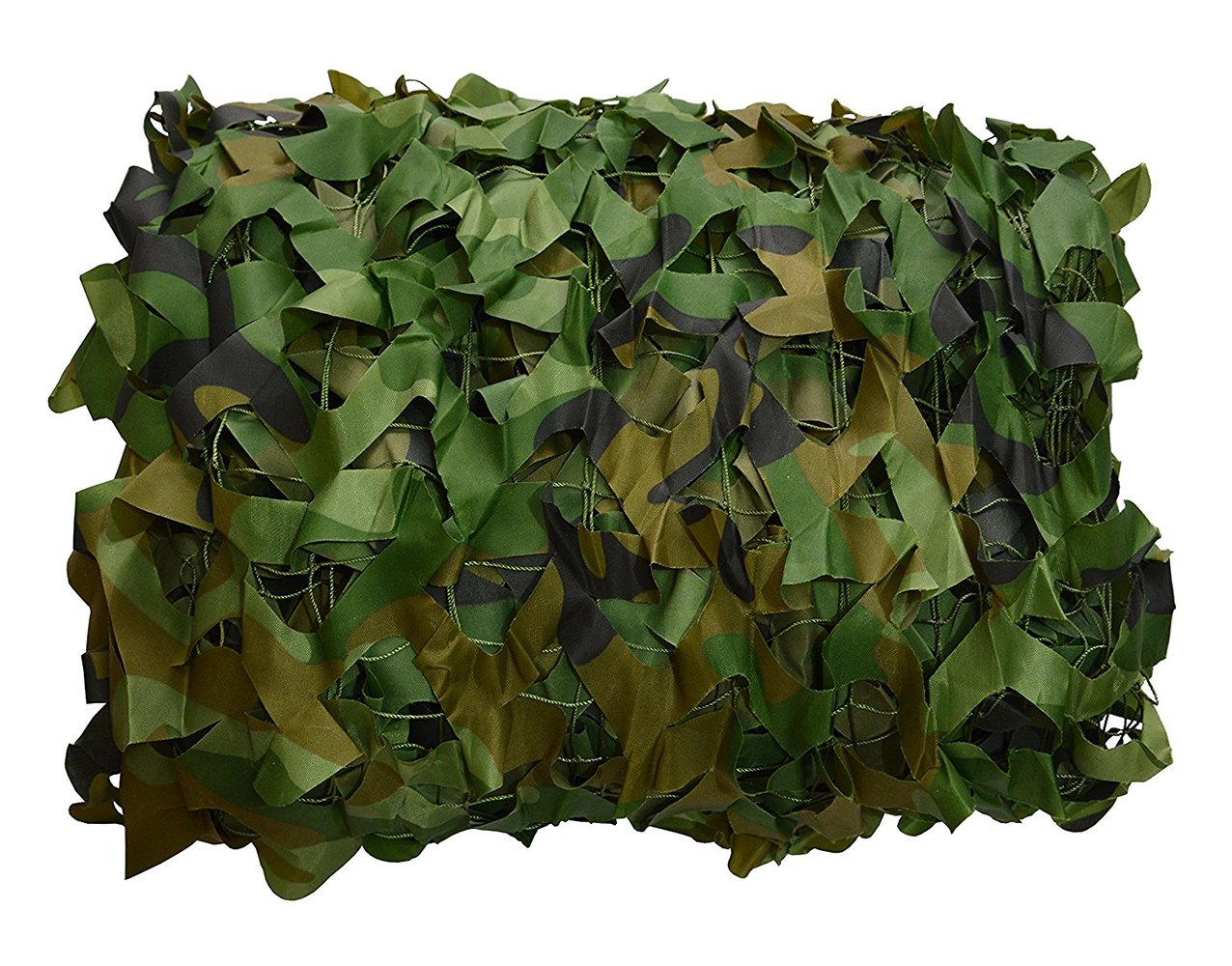 Size 3m x 3m Camouflage Netting Woodland Jungle Camo Net Army Camo Net New