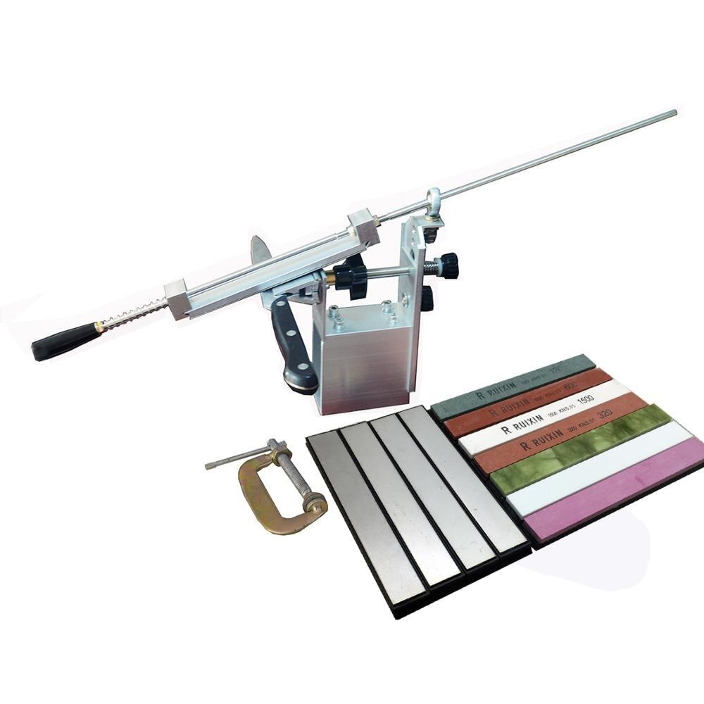 Affûteuse de couteau KME III meuleuse professionnelle pour affûter le système de meulage de couteau de Profession affûteuse de couteau de bord d'apex