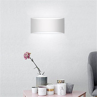 Simple Modern Bedside Wall Lamp Creative Wall Sconce Gypsum LED Wall Light Fixtures Home Indoor Lighting Lamparas De Pared