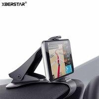 עיצוב אוניברסלי לרכב לוח מחוונים hud קליפ stand מחזיק לטלפון סלולרי gps pda מחזיק טלפון לרכב עבור iphone עבור samsung