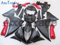 Red Black Moto Fairing Kit For Yamaha R1 1000 YZF R1 YZF R1000 2009 2010 2011 Fairings Custom Made Motorcycle Bodywork C731