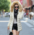 NEW 2016 Winter Coat For Women Long Style Woman Down & Parkas Coat Fashion Slim Casual Coat Warm Parka Plus Size