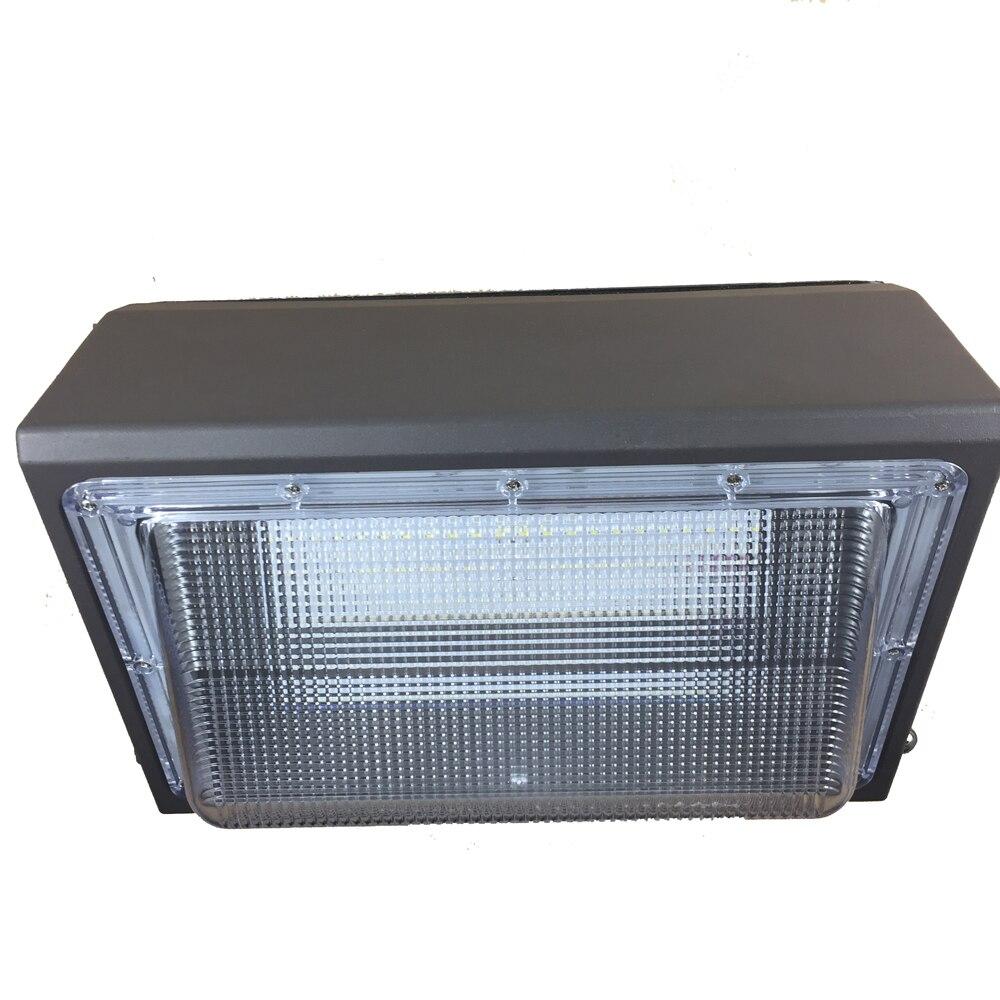 ETL перечисленные 6000K 80W 100W светодиодные Настенные блоки Наружное освещение HPS/HID Замена, настенный светильник, коммерческий, жилой свет