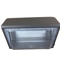 ETL Listed 5700K 6000K 80W 100W LED Wall pack Outdoor Lighting HPS/HID Replacement, Wall Light,Commercial, Residential Light
