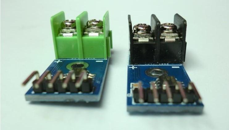 Freeshipping 2pcs/lot MAX6675 K-type Thermocouple Temperature Sensor 0 1300 cetigrade industrial thermocouple k type temperature sensor 0 1300c temperature probe