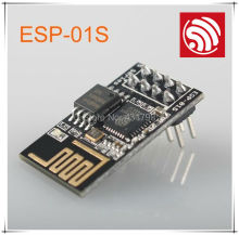 1 pc esp 01s esp8266 serial wifi wireless transceiver modele esp 01 updated version IOT ESP8266 serial WIFI model ESP-01S Authenticity Guaranteed FCC CE TELEC General DIY ESP-07S ESP-12S ESP-WROOM-32 ESP-32S