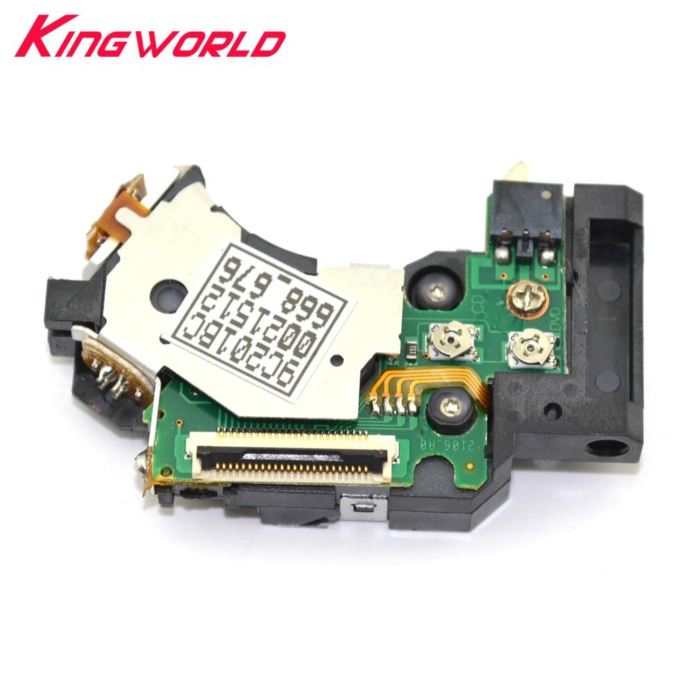 10tk Kõrge kvaliteediga PVR-802W PVR802W laserpea objektiiv PS2 Slim 70000 90000 jaoks PS 2 jaoks Playstation 2 lintkaabli laserläätsede jaoks