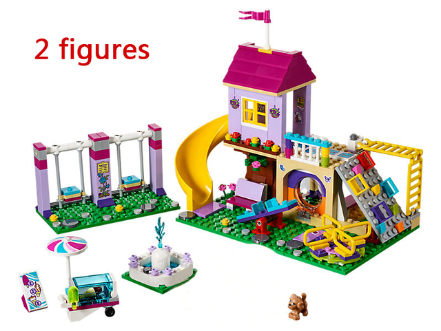 Compatible With Lego 41325 Lepin 01050 341pcs Friends Building ...