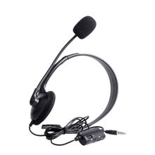 Wired Headset Headphone Earphone Microphone for Sony PlayStation 4 PS4 Game With MIC And ON/OFF Control, Perfect For Play Game 3(China)