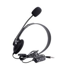 Wired Headset Headphone Earphone Microphone for Sony PlaySta