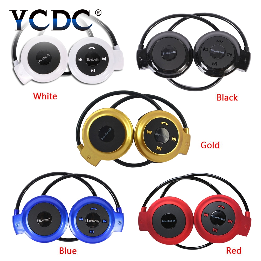 Cheap White Black Red Blue Casque Bluetooth Sans fil Sports Neckband Elastic Folded Stereo Wireless Bluetooth Headset Earphone