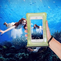 Universal Cover Waterproof Bag Case For IPhone 5 5s 6 6S 7 Coque Pouch Waterproof Case