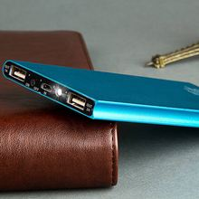 18650 Portable Power Bank Rechargeable Dual USB