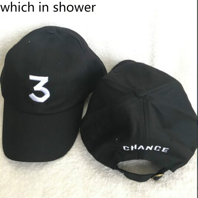 17fff310ac3 Which in shower Khaki Popular the rapper Dad Hat Letter Embroidery Baseball  Cap Hip Hop Streetwear