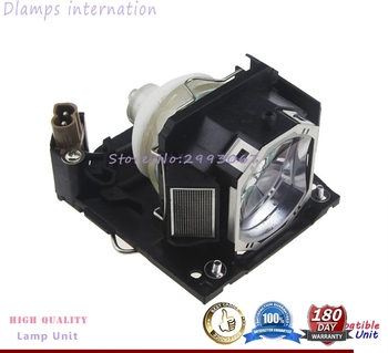 High Quality DT01151 Projector Replacement Lamp with Housing for HITACHI CP-RX79 RX82 RX93 ED-X26 with 180 Days Warranty replacement projector lamp with housing mc jfz11 001 osram p vip 210 0 8 e20 9n lamp for acer p1500 h6510bd 180 days warranty