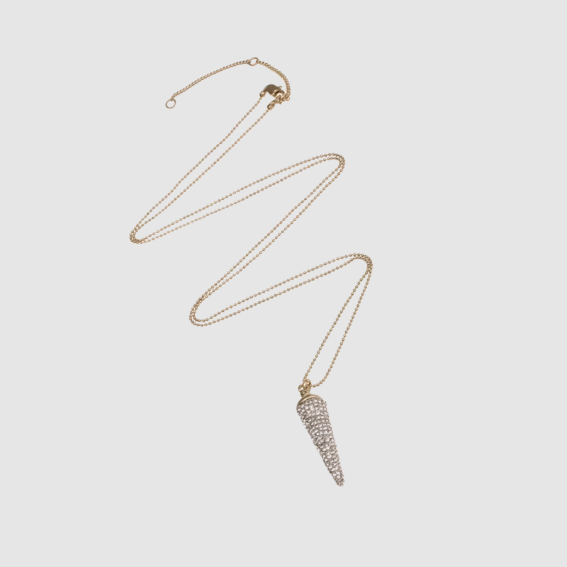 Amorita boutique mussel necklace