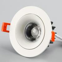 COB LEVOU downlight 7W 10W 15W 20W 30W 40W escurecimento luz LED Spot levou lâmpada do teto AC110V 220V230V 240V|led cob|dimming led|light led -