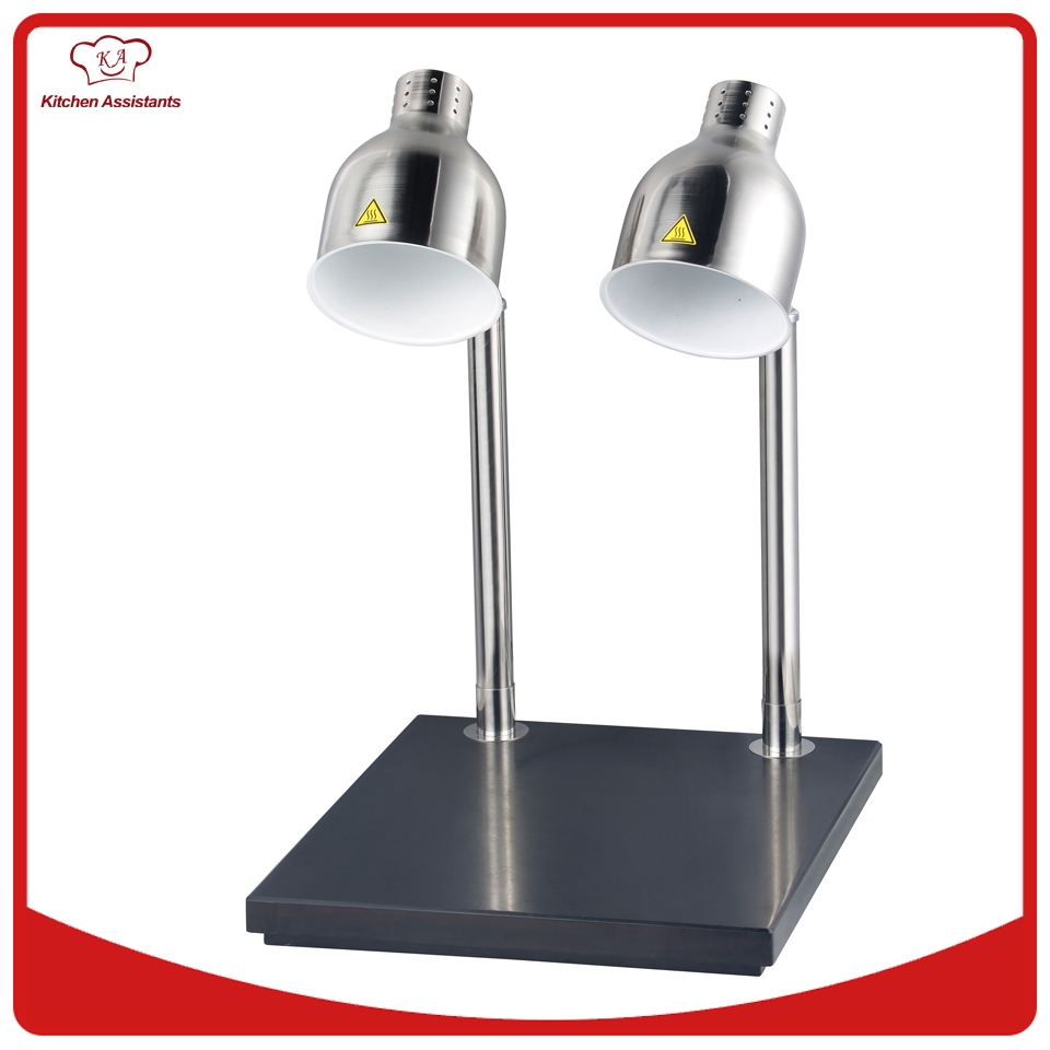 PSD2 Electric Fast Food Equipment Food Warming Lamp fast food and fast media
