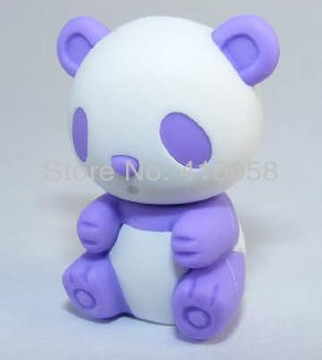Chinese Panda Eraser Kawaii Animal Eraser For Kids  School Eraser For Girls And Boys Mixed And Random Colors