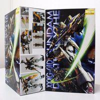 Бог смерти светящиеся наклейки пвх роботы фигурки робот аниме собраны Gundam MG 1 : 100 мг классические игрушки Gundam детские игрушки