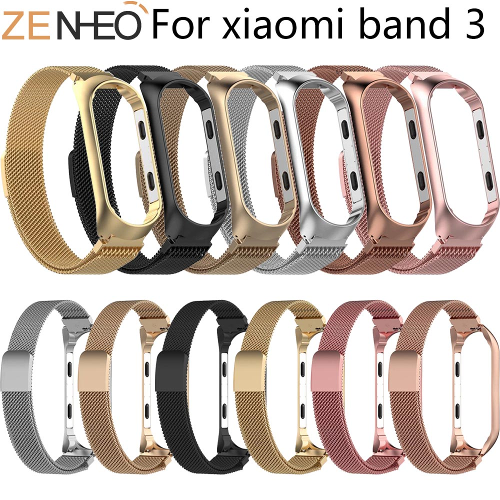 Watch band for Xiaomi Mi Band 3 Sport Strap watch Steel Wrist Strap For xiaomi mi band 3 accessories bracelet Miband 3 Straps watch band for xiaomi mi band 3 sport strap watch steel wrist strap for xiaomi mi band 3 accessories bracelet miband 3 straps