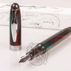 Noodler di pesce gatto Achab acrilico serie morbida pennino flexy calligrafia Gothic penna tuffo penna pimio