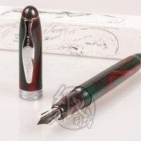 Noodler's sum Ahab serii akrylowe miękkie flexy Gothic kaligrafii pióro stalówka stalówka pimio