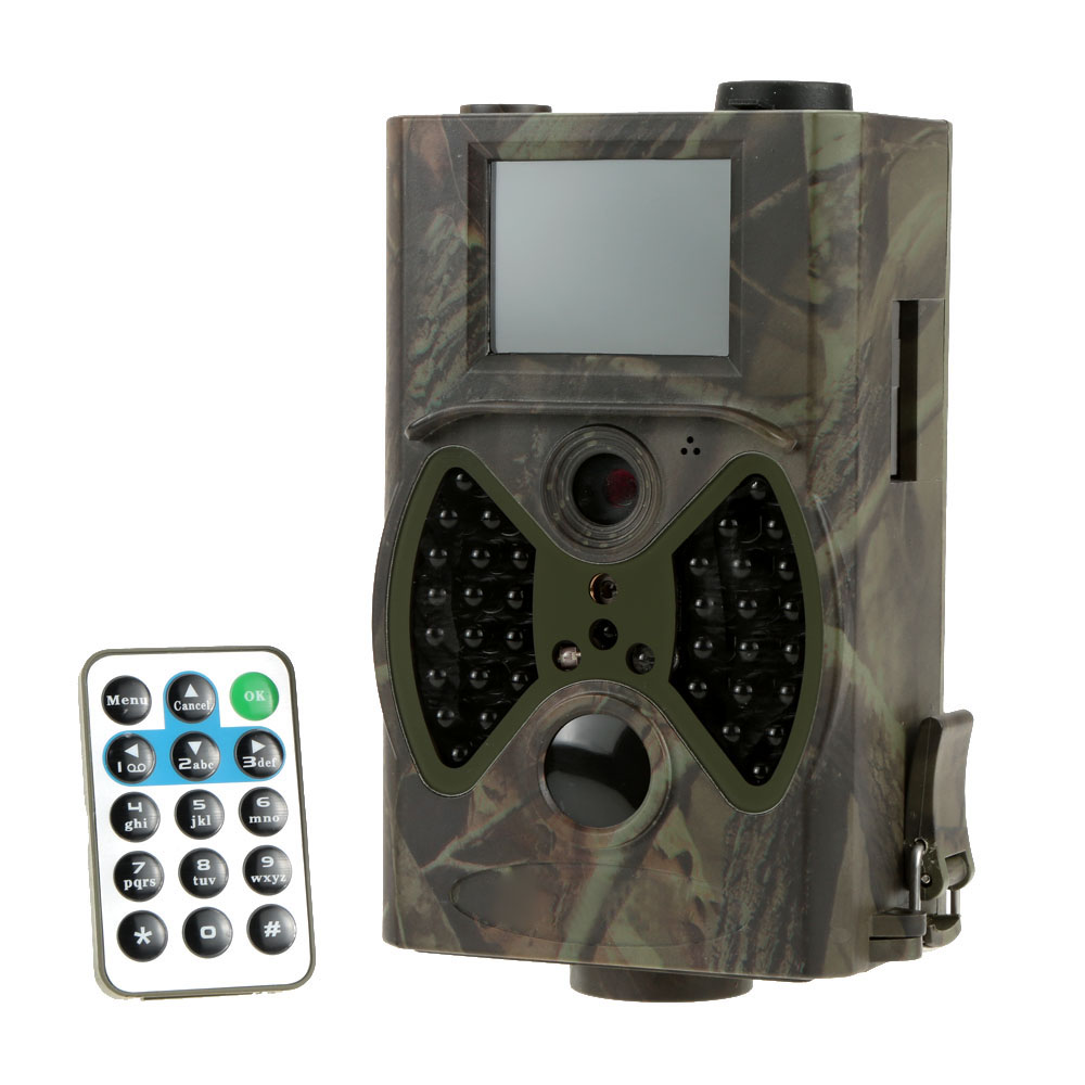 HC300A Hunting Camera Scouting 12MP HD 1080P Digital Infrared 940NM Trail Wildlife 2.0 inch LCD Trail Camera camouflage camera hc 300a scouting hunting camera 12mp 1080p hd digital wildlife trail camera infrared photo traps for hunting