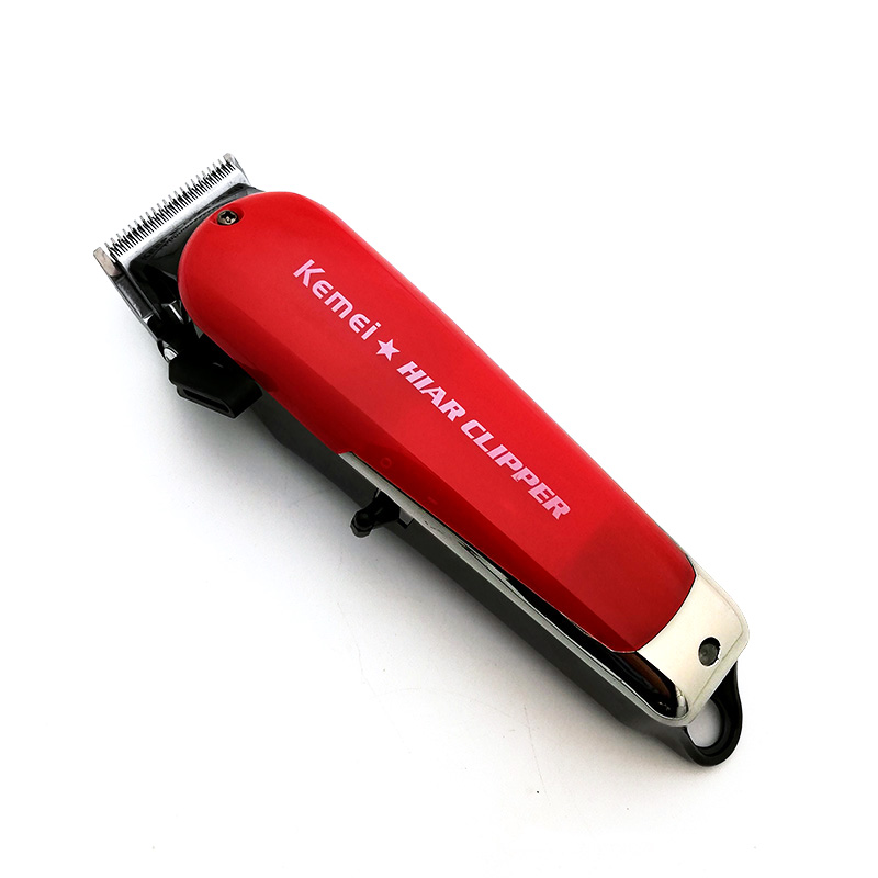 Kemei 9 w barbeiro poderosa máquina de