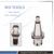 ISO20 ER16-30 Balance Spannzange G2.5 30000 RPM CNC Werkzeughalter Edelstahl Mit Anzugsbolzen Fräsen Drehmaschine