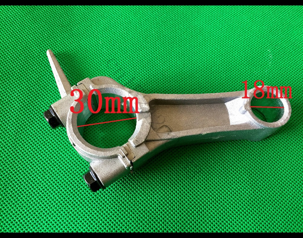 High Quality Con Connecting Rod For <font><b>Honda</b></font> <font><b>GX160</b></font> GX200 5.5HP 6.5HP <font><b>Generator</b></font> Engine Motor Motorcycle 168F PFD image