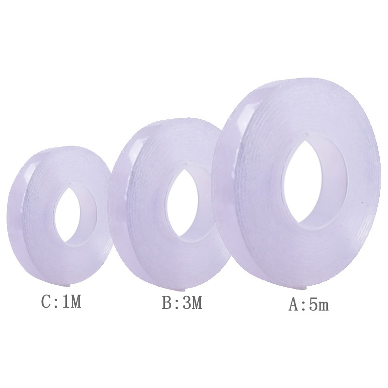 Transparent Multifunctional Double Sided Adhesive Tape