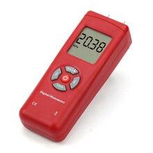 The newest Digital Manometer Air Pressure Meter Pressure Gauges Handheld U type differential pressure meter