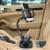 Cobao accesorios del teléfono móvil del sostenedor del soporte de carga usb cargador de coche universal del sostenedor del montaje para el iphone 5s 6 galaxy smartphone