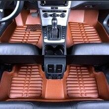 Tapetes de coche Cubre grado superior contra cero 5D fuego cuero senior estera resistente durable a prueba de agua para el MAZDA CX-5 mazda 6,3